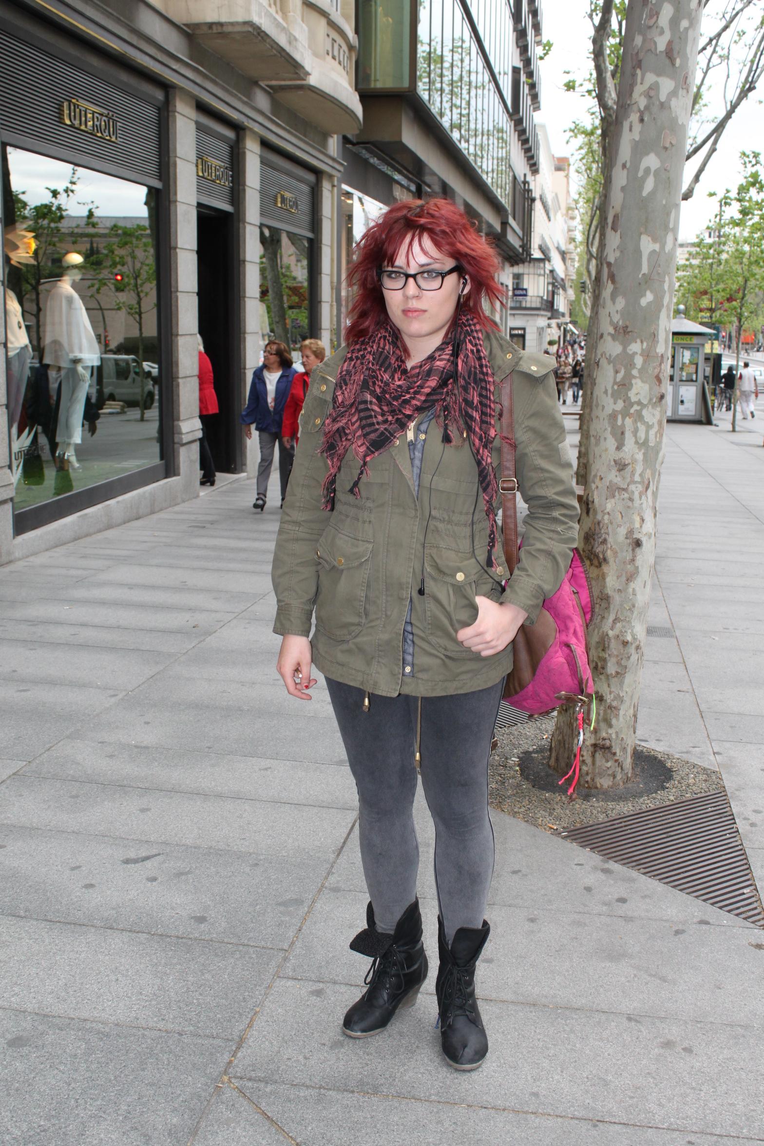 Reina Sofia y Street Style 071